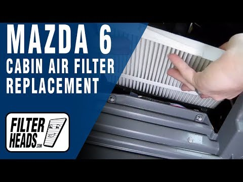 Acura  2012 on Cabin Air Filter Replacement Honda Cr V