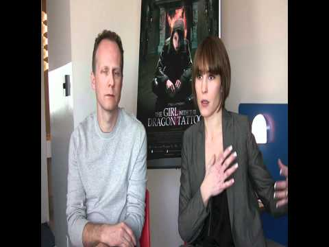 The Girl With The Dragon Tattoo - Exclusive: Noomi Rapace And Niels Arden Oplev Interview