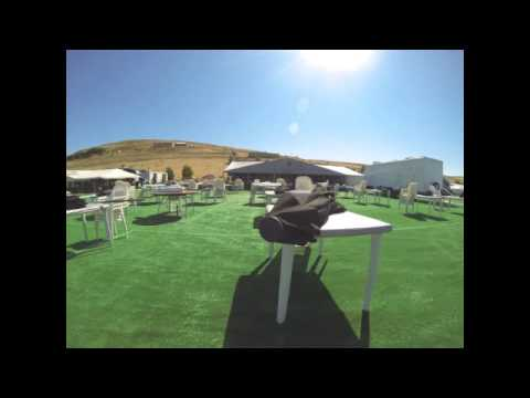 Behind the Scenes: Hospitality Set Up via GoPro Time Lapse