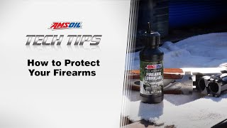AMSOIL Tech Tips: Protecting Your Firearms