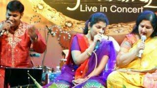 ashwini ye na  mohd ayaz with anuradhaji paudwal.flv