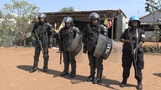 Female Police Peacekeepers - Critical Role in Helping Communities