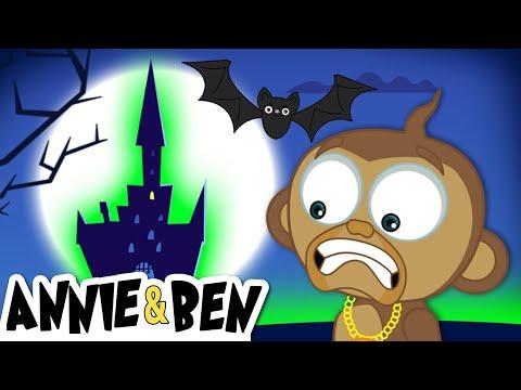 Transylvania Terror | Cartoon | Funny Cartoons for Children | The Adventures of Annie and Ben