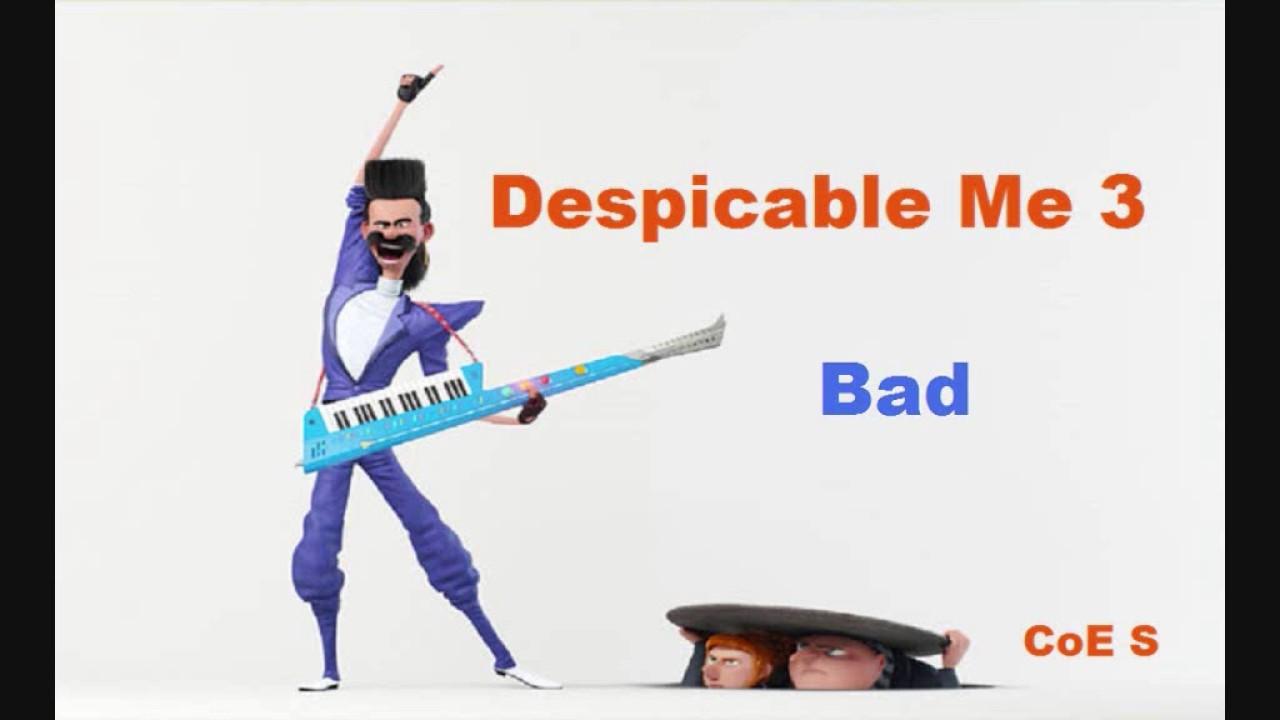 Despicable me 3 soundtrack