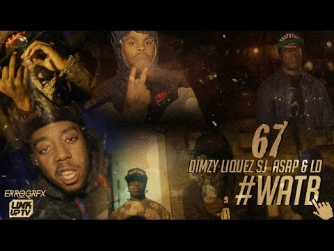 67 (Dimzy, Liquez, SJ, ASAP & LD) - What's All The Banter | Link Up TV