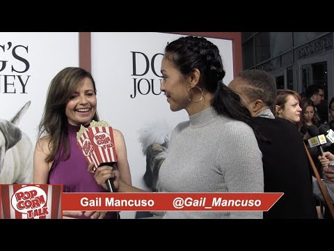 Gail Mancuso At A Dog's Journey Movie Premiere