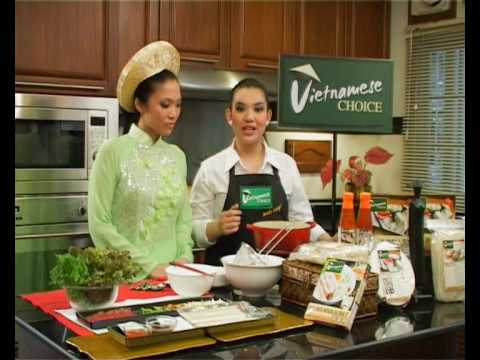Vietnamese Choice Demonstration, Pho Bo Soup
