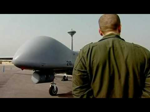 Israel unveils drone that can reach Iran