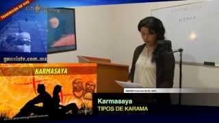 Karmasaya -  tipos de karma