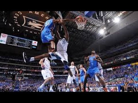Best & Real : Top 10 Dunks # Kevin