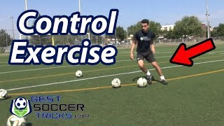 Freestyle Control Exercise - Soccer Tips