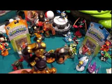 Skylanders SWAP Force Unboxing Spy Rise