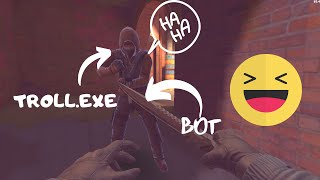 TROLL.EXE  | Critical Ops | Funny Trolling | King Of Myst