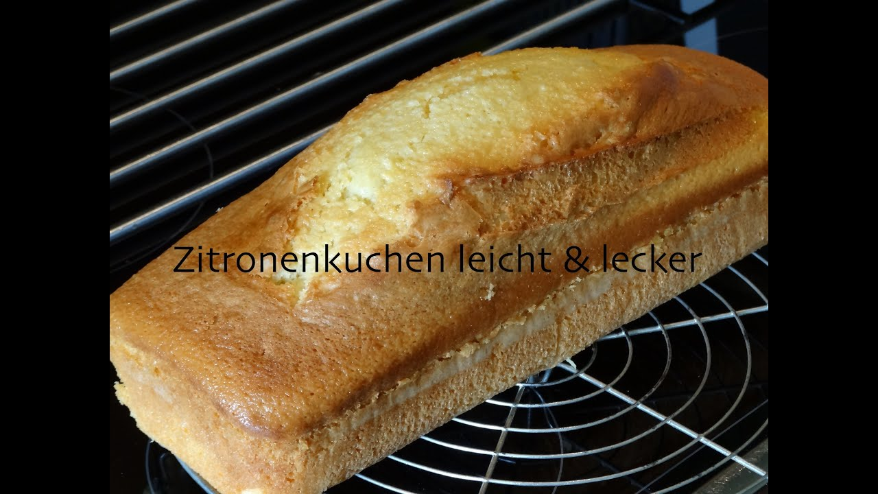 schneller zitronenkuchen so einfach im vorwerk thermomix tm 31 youtube. Black Bedroom Furniture Sets. Home Design Ideas