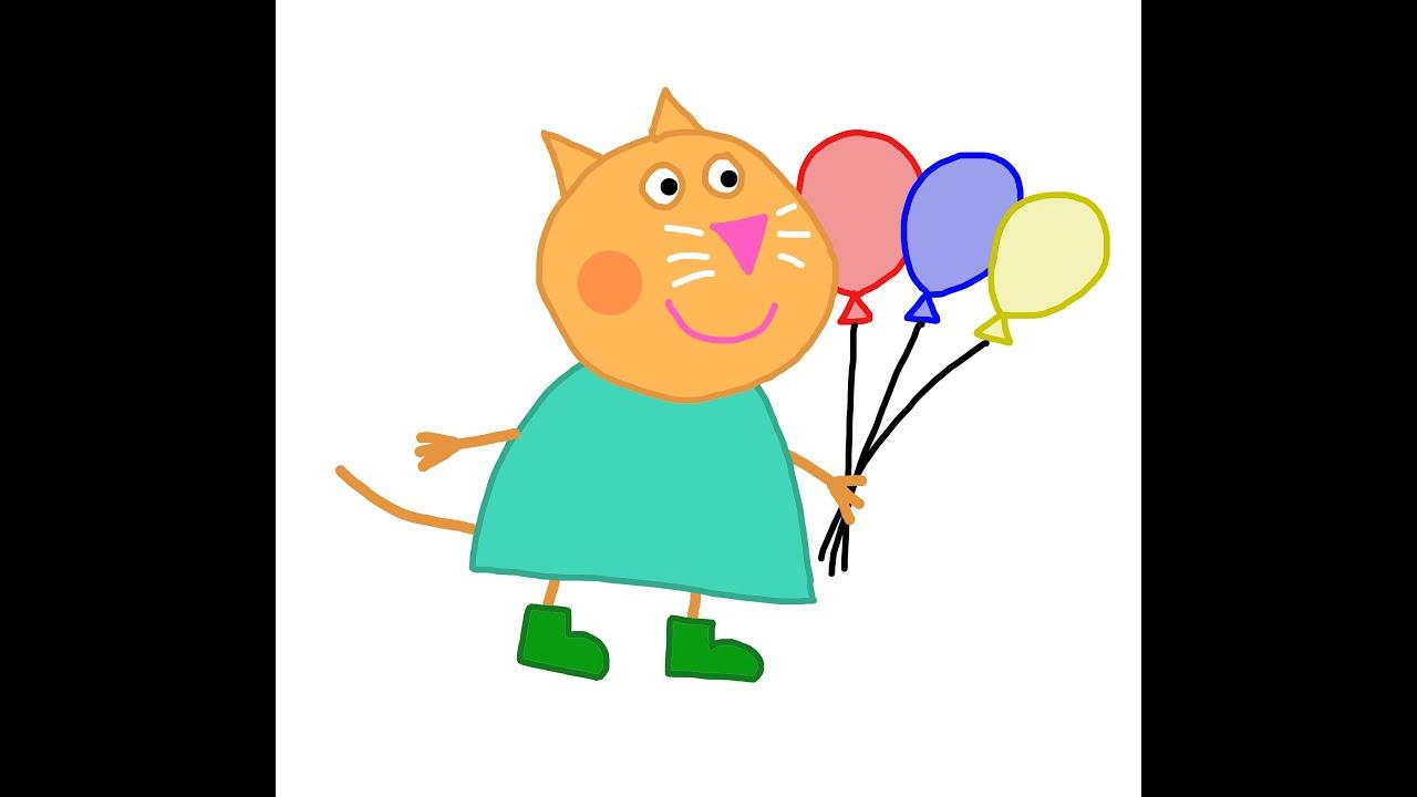 Peppa Pig Свинка Пеппа 2 сезон 51 серия (1 2) Eng
