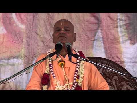 H.h.radhagovinda Goswami Maharaj (krishna Lila) Day-1 video