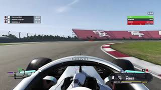 F1 2019 - China World Record Hotlap + Setup (1:30.562)