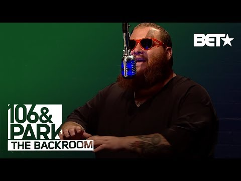 Action Bronson BET Backroom Freestyle!