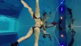 Самый глубокий крытый бассейн Y-40 The Deep Joy