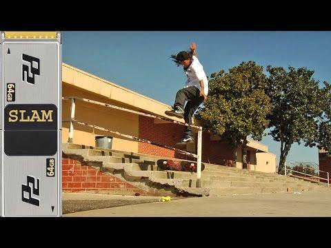 Andre Pott Vs. Handrail Classic Skateboard Slam #125