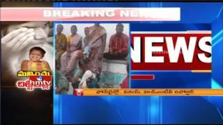 చిన్నారి అంత్యక్రియలు పూర్తి..! | Chinnari Veena Last Rites Completed at Gorepally