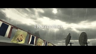 "ZyAG Mani and Larklz BE - A Mw3 Montage ""Destruction"""