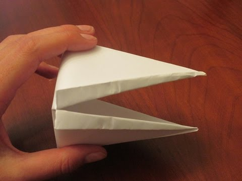 How to make a Paper Mouth