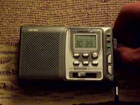 Select DM-906 SW Radio tuning out of band