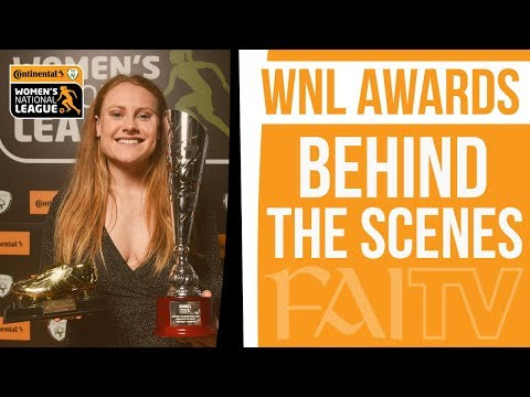 2017 Continental Tyres WNL Awards - Behind the Scenes