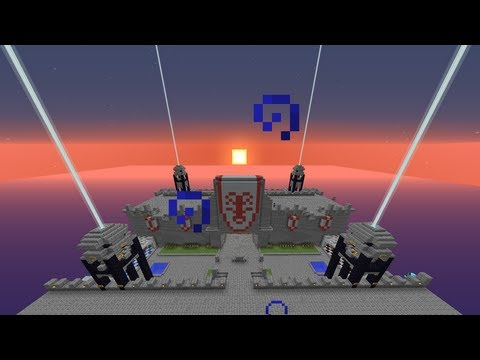 Minecraft PvP - Project Ares Ep7, 4+2+2=8 Objetivos!