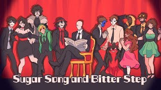 Sugar Song And Bitter Step (Creepypasta)(Unfinished)(Animation)
