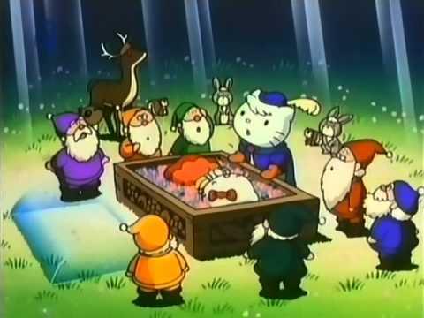 El Maravilloso Mundo de Hello Kitty y sus Amigos - Blancanieves (parte2)