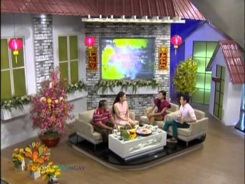 Tr chuyn cng Thu Minh, Hiu Hin - Vui Sng Mi Ngy [VTV3 - 12.02.2013]