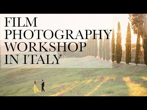 FINE ART FILM PHOTOGRAPHY WORKSHOP IN TUSCANY ITALY | МАСТЕР КЛАСС ПО ПЛЕНОЧНОЙ ФОТОГРАФИИ  В ИТАЛИИ