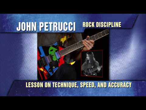 John Petrucci - Rock Discipline Chromatic Scale