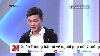 Mẫu phụ nữ lý tưởng của đội trưởng U23 Việt Nam - Tin Tức VTV24