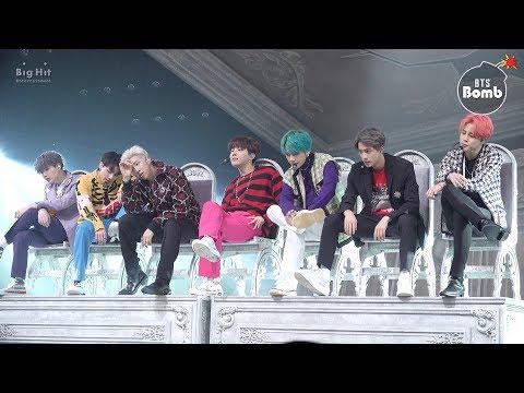 Download BANGTAN BOMB 'Dionysus' Stage CAM BTS focus @190421 INGIGAYO - BTS 방탄소년단 Mp4 baru