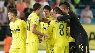 Villarreal 1-0 Atlético Jornada 6 LaLiga 2015/16