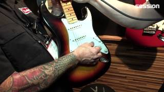 NAMM 2015: Fender Custom Shop