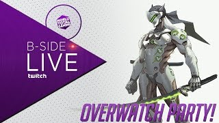 B-SIDE! OVERWATCH PARTY - MORLU TOTAL GAMING