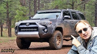 Here's Why the Toyota 4Runner is Worth $40,000