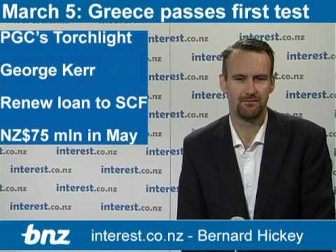 90 seconds at 9am: Greece passes first test; PGC backs South Canterbury; Huljich drama