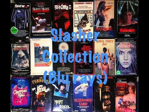Slasher Collection (Blu rays and Boxsets) streaming vf