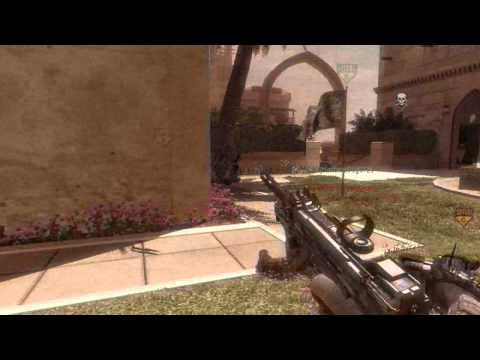 NS912 - MW3 Game Clip