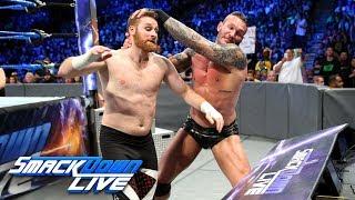 Download Randy Orton vs. Sami Zayn: SmackDown LIVE, Dec. 5, 2017 3Gp Mp4