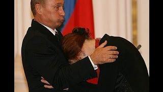 the mysterious love life of Russian president Vladimir Putin
