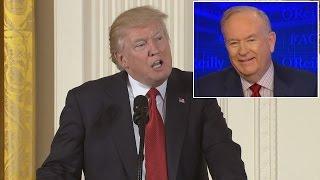 President Trump Defends Bill O