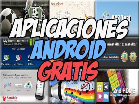 10 aplicaciones Android RECOMENDADAS   Apps android gratis - Happy tech android