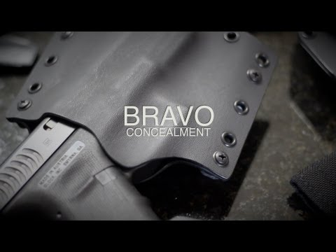 BRAVO CONCEALMENT Custom KYDEX HOLSTERS