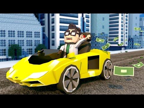 Minecraft | BUYING A NEW LAMBORGHINI! Super Car Mod Showcase! (Lamborghini Mod)